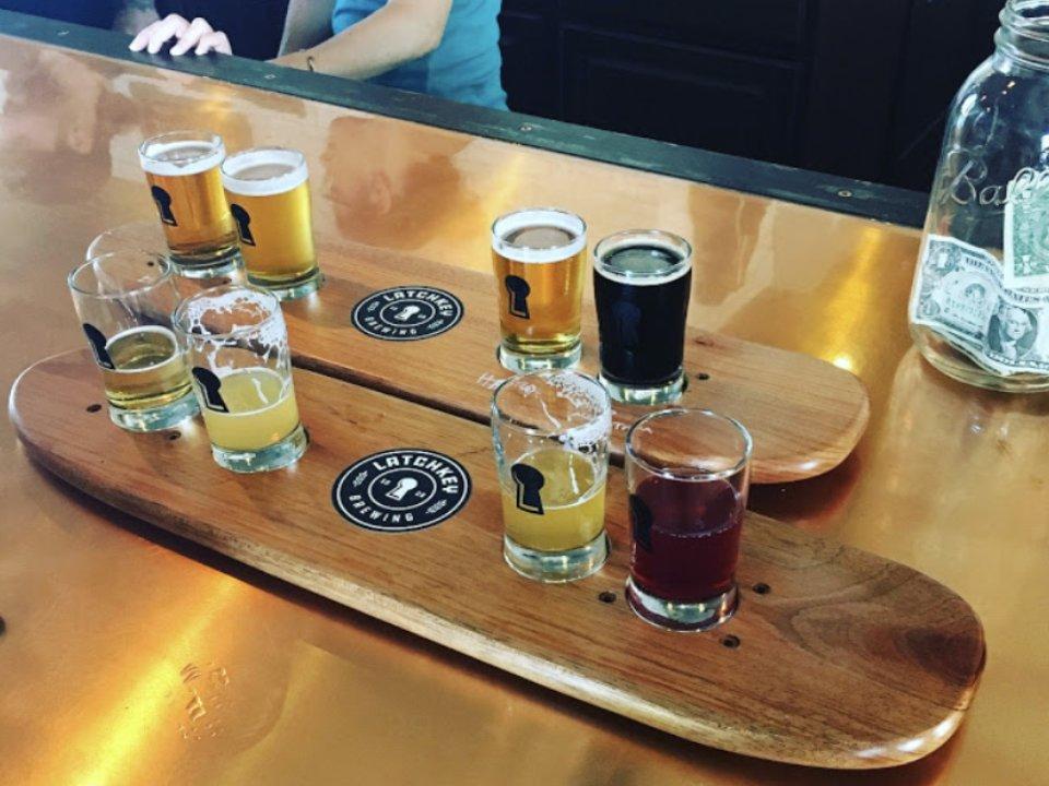 microbrasserie alcool latchkey brewing company san diego californie ulocal produit local achat local