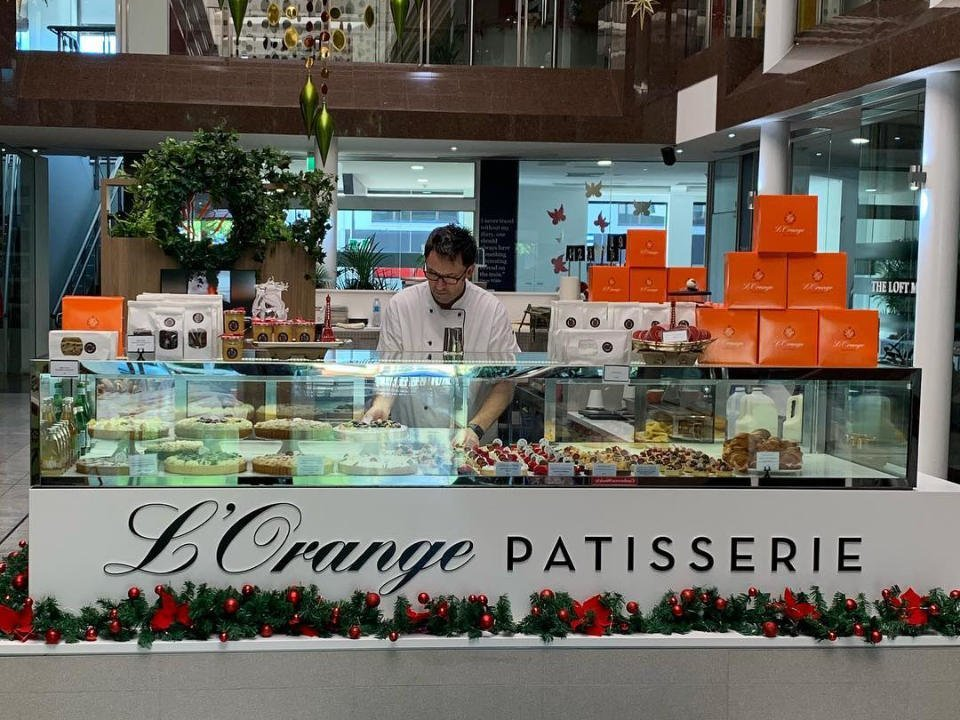 Food pastry L'Orange Patisserie Griffith ACT Australia ulocal local product local purchase