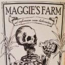 alcool logo maggies farm rum distillery pittsburgh pennsylvanie états unis ulocal produits locaux achat local produits du terroir locavore touriste