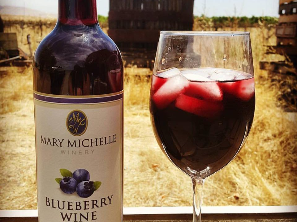 vineyards bottle and glass of red wine in nature mary michelle winery and vineyard carrollton illinois united states ulocal local products local purchase local produce locavore tourist