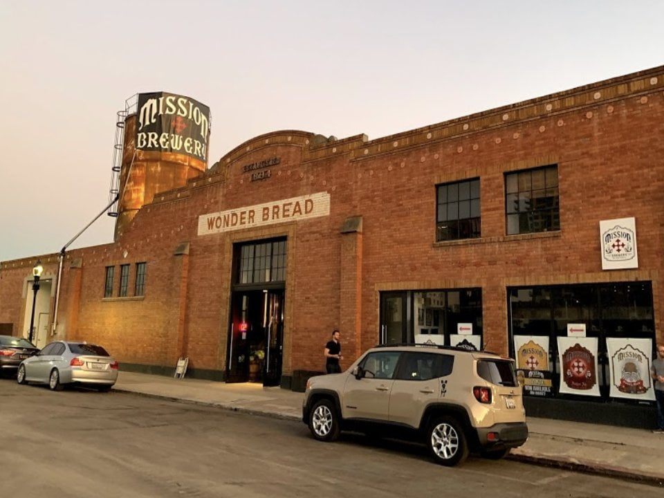 microbrasserie alcool mission brewery san diego californie ulocal produit local achat local