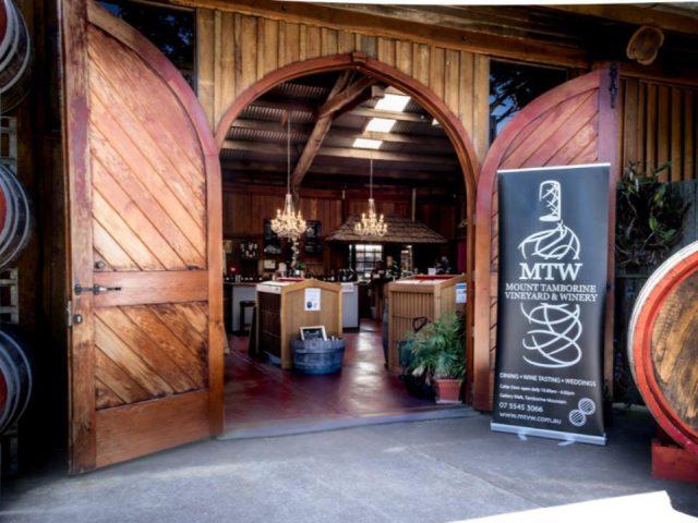 Vignoble alcool alimentation Mount Tamborine Vineyard & Winery Tamborine QLD Australie Ulocal produit local achat local