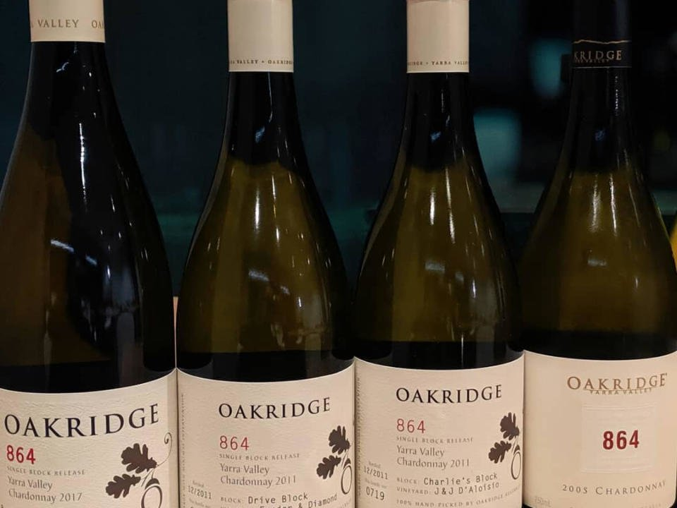Vignoble alimentation Oakridge Wines Coldstream VIC Australie ulocal produit local achat local