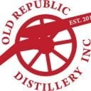 liquor logo old republic distillery york pennsylvania united states ulocal local products local purchase local produce locavore tourist