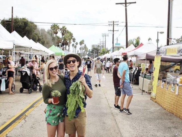 marche public fermiers pacific beach tuesday farmers market san diego californie ulocal produit local achat local