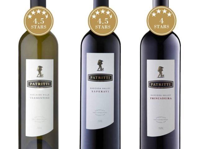 Vignoble alcool alimentation Patritti Wines Dover Gardens SA Australie Ulocal produit local achat local