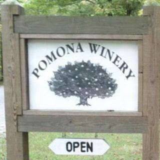 vineyards logo pomona winery pomona illinois united states ulocal local products local purchase local produce locavore tourist