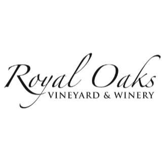vignoble logo royal oaks vineyard and winery lebanon pennsylvanie états unis ulocal produits locaux achat local produits du terroir locavore touriste