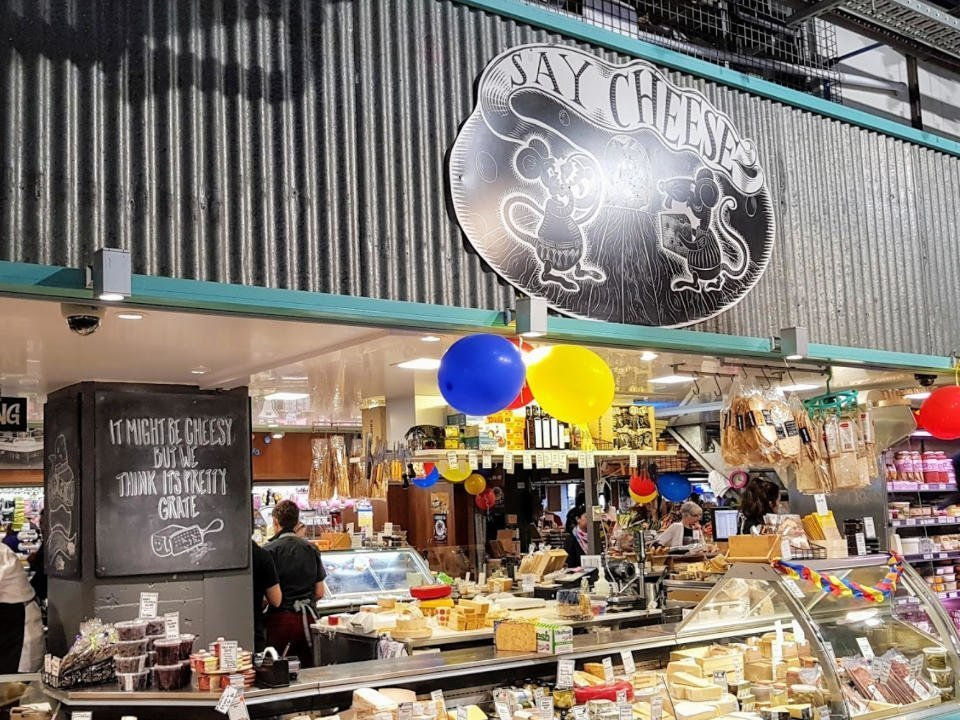 Fromagerie alimentation Say Cheese Adelaide SA Australie ulocal produit local achat local