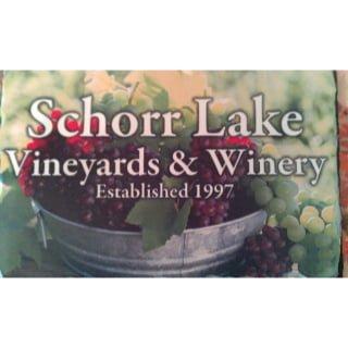vignoble logo schorr lake vineyard and winery waterloo illinois états unis ulocal produits locaux achat local produits du terroir locavore touriste