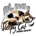 vineyards logo sleepy cat urban winery allentown pennsylvania united states ulocal local products local purchase local produce locavore tourist