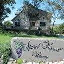vignoble logo spirit knob winery ursa illinois états unis ulocal produits locaux achat local produits du terroir locavore touriste