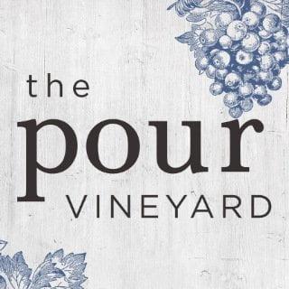 vignoble logo the pour vineyard red bud illinois états unis ulocal produits locaux achat local produits du terroir locavore touriste