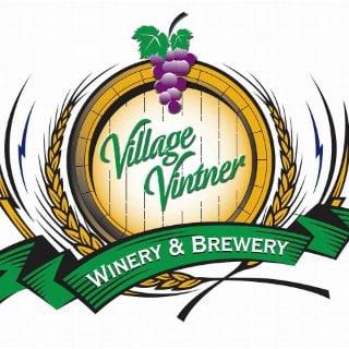 microbrasserie logo the village vintner winery brewery algonquin illinois états unis ulocal produits locaux achat local produits du terroir locavore touriste
