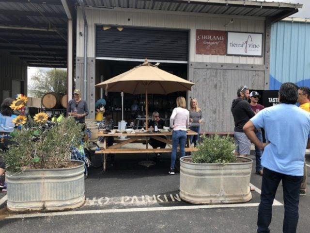 vignoble alcool tierra y vino buellton californie ulocal produit local achat local