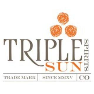 alcool logo triple sun spirits co emmaus pennsylvanie états unis ulocal produits locaux achat local produits du terroir locavore touriste