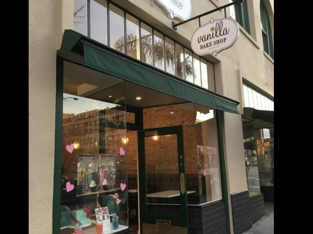 patisserie vanilla bake shop pasadena californie ulocal produit local achat local
