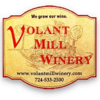 vignoble logo volant mill winery volant pennsylvanie états unis ulocal produits locaux achat local produits du terroir locavore touriste