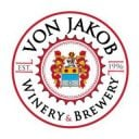 vineyards logo von jakob winery and brewery alto pass illinois united states ulocal local products local purchase local produce locavore tourist