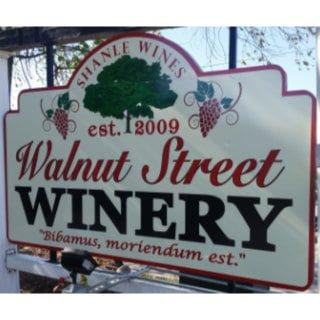 vignoble logo walnut street winery rochester illinois états unis ulocal produits locaux achat local produits du terroir locavore touriste