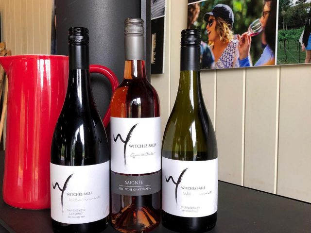 Vineyard Liquor Supply Witches Falls Winery North Tamborine QLD Australia Ulocal Local Product Local Purchase