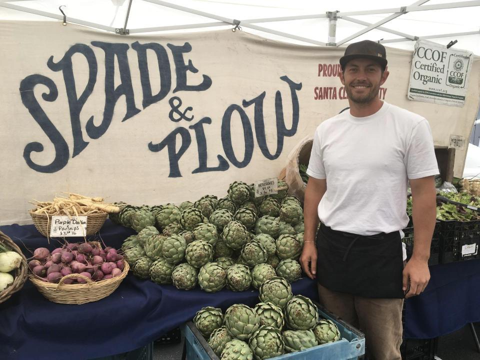 alimentation fermiers marche fruits legumes marche public aptos farmers market aptos californie ulocal produit local achat local
