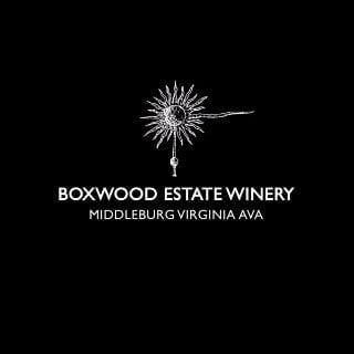 vignoble logo boxwood estate winery middleburg virginie états unis ulocal produits locaux achat local produits du terroir locavore touriste
