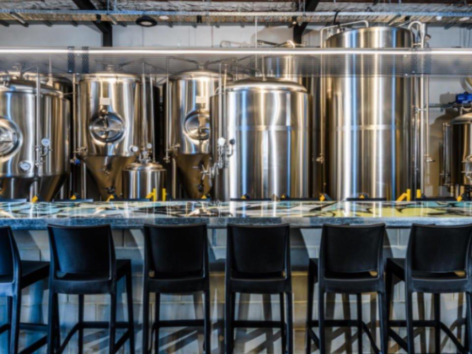Microbrasserie alcool alimentation Bright Tank Brewing Co Perth Australie ulocal produit local achat local