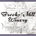 vineyards logo brooks mill winery wirtz virginia united states ulocal local products local purchase local produce locavore tourist