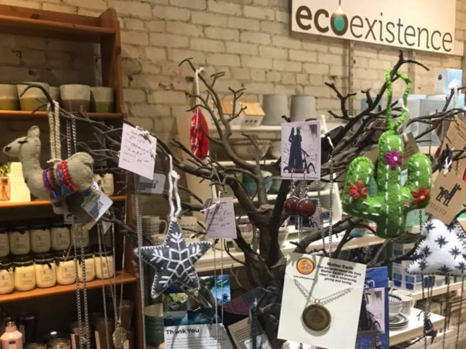 Magasin zéro déchet Ecoexistence Toronto Ontario Ulocal produit local achat local