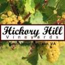 vineyards logo hickory hill vineyards and winery moneta virginia united states ulocal local products local purchase local produce locavore tourist