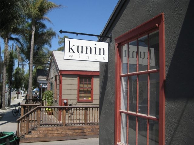 liquor vineyards kunin wines santa barbara california ulocal local product local purchase