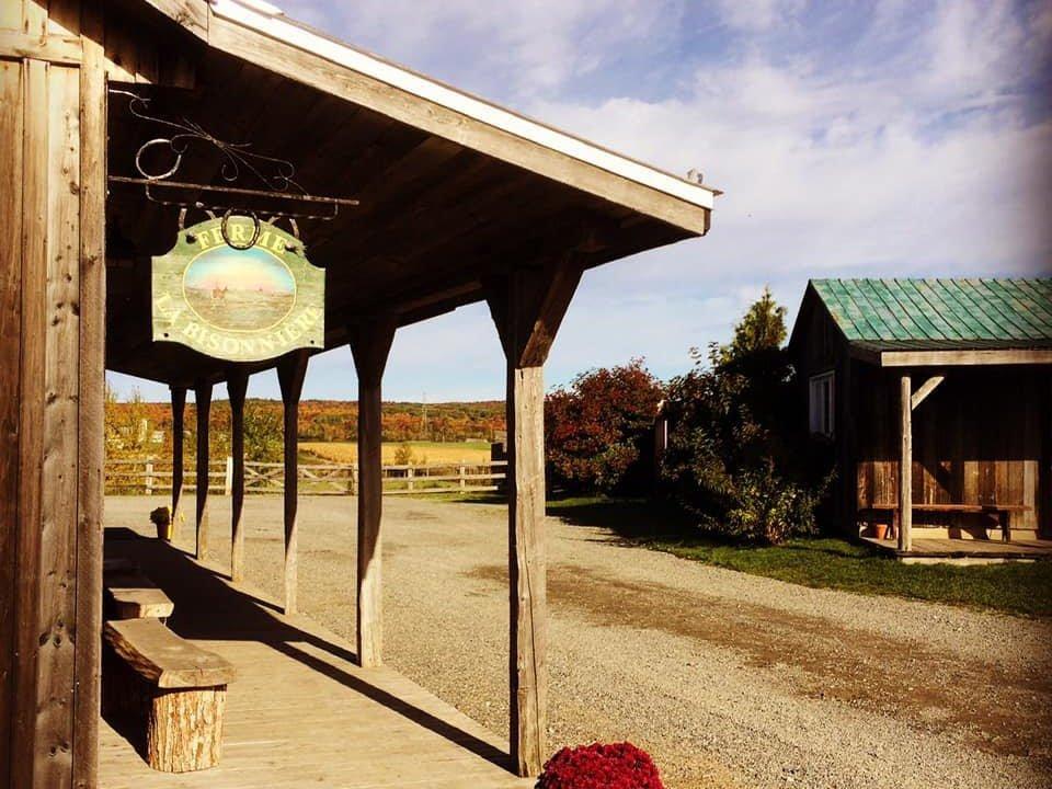 Vente de viande bison restaurant La Bisonnière Saint-Prosper-de-Champlain Québec Ulocal produit local achat local