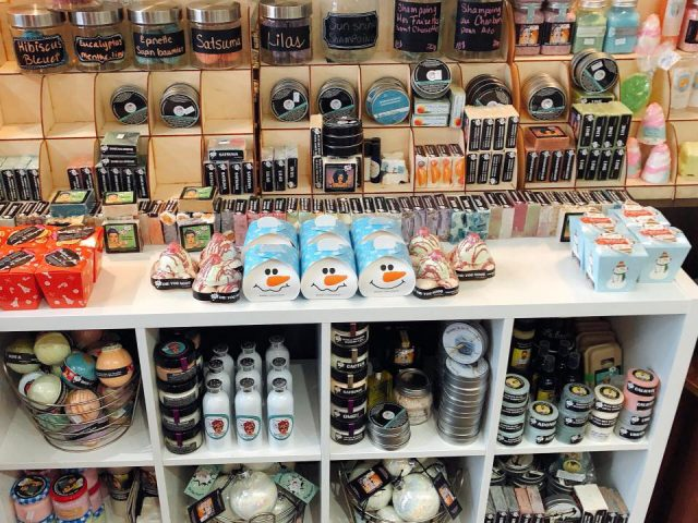 specialty grocery Fine Grocery Les Saveurs Folles Rouyn-Noranda Quebec Ulocal local product local purchase