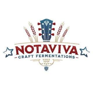 vignoble logo notaviva craft fermentations purcellville virginie états unis ulocal produits locaux achat local produits du terroir locavore touriste