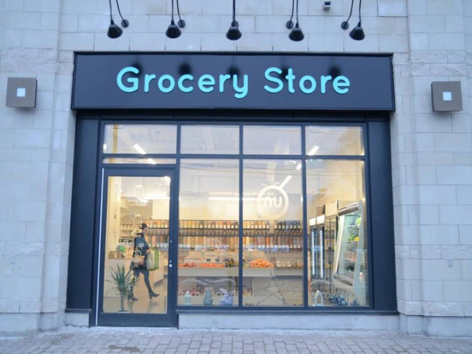 Specialty grocery store zero waste NU Grocery Ottawa Ontario Ulocal local purchase local products