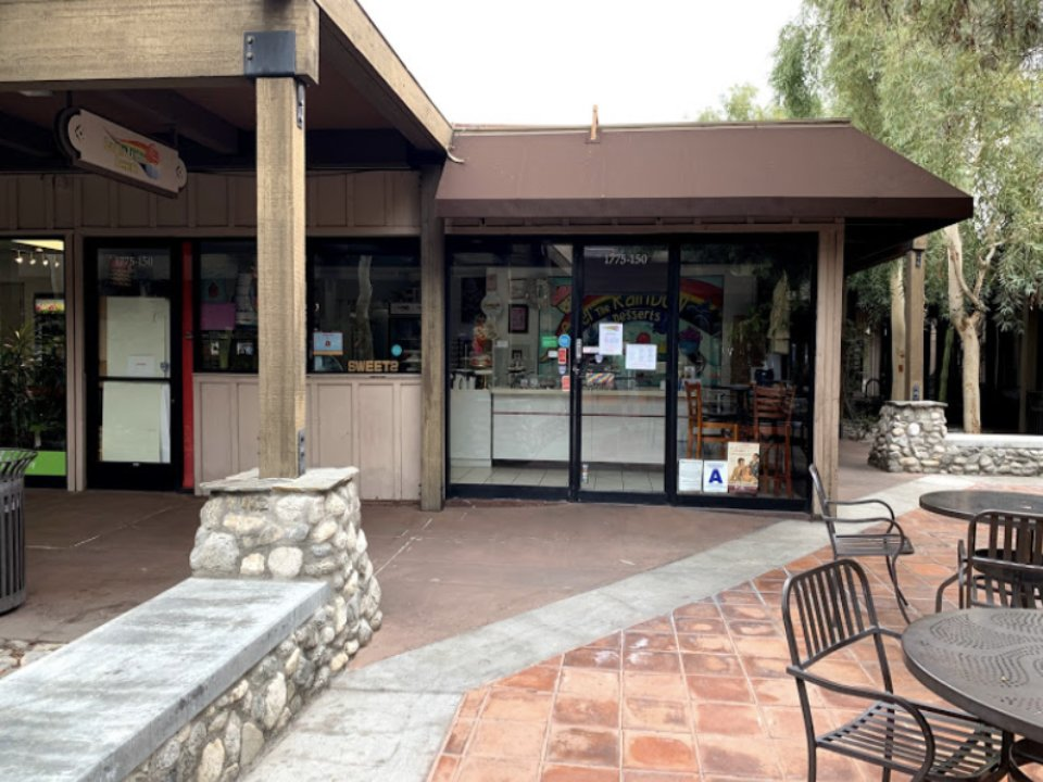 food pastry shops over the rainbow desserts palm springs california ulocal local product local purchase