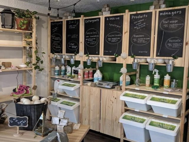 boutique household product planette produits écologiques laval quebec ulocal local product local purchase