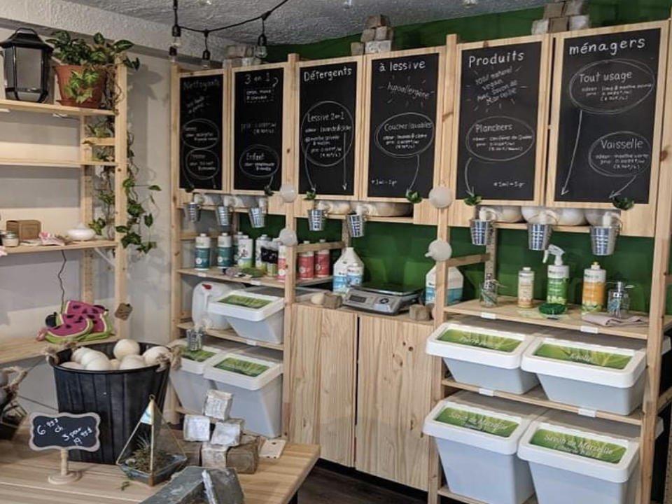 boutique produit menager planette produits ecologiques laval quebec ulocal produit local achat local