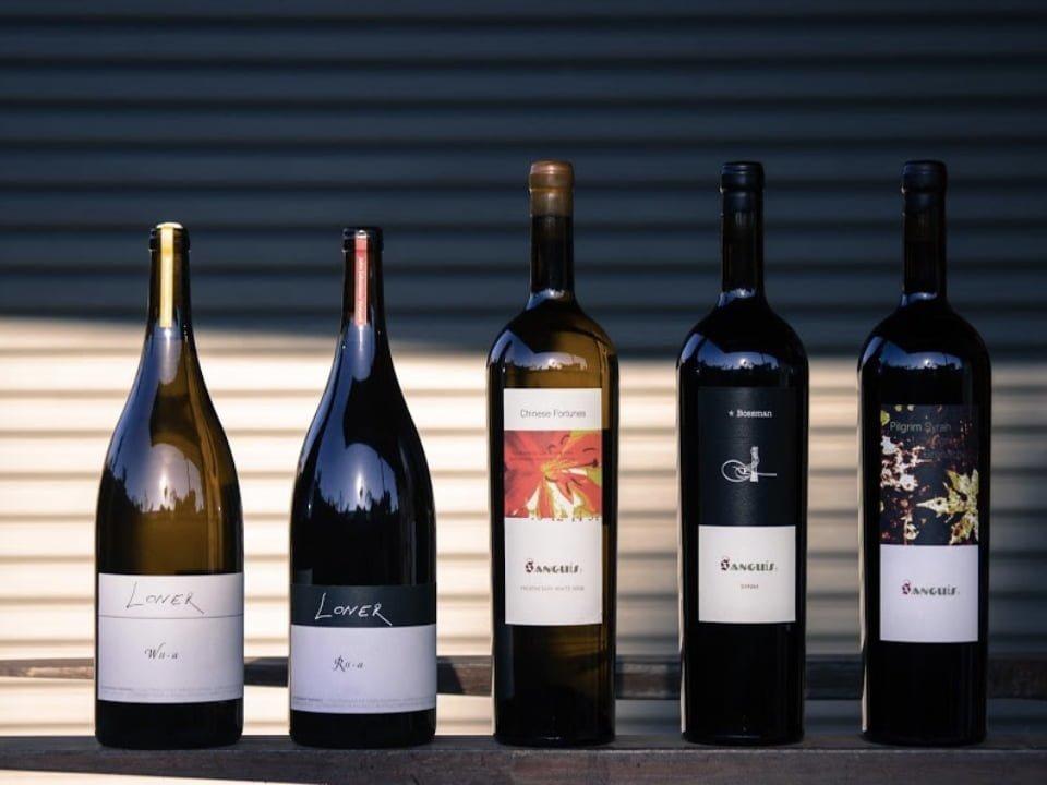 alcool vignoble sanguis wine santa barbara californie ulocal produit local achat local