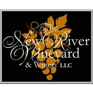 vineyards logo the new river vineyard and winery fairlawn virginia united states ulocal local products local purchase local produce locavore tourist