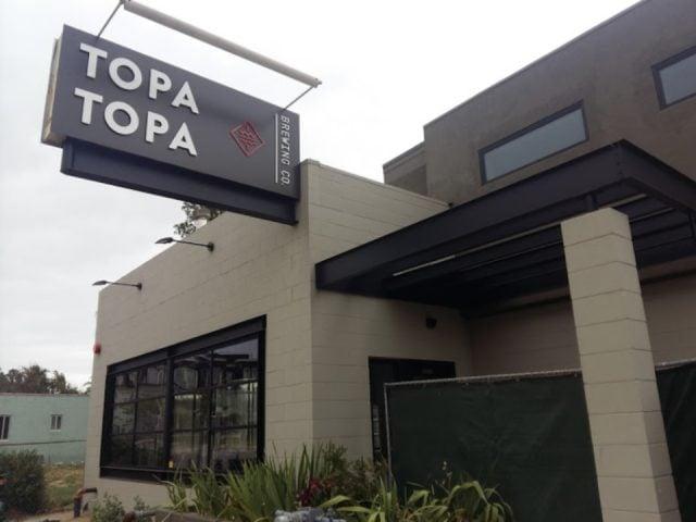 alcool microbrasserie topa topa brewing ventura californie ulocal produit local achat local