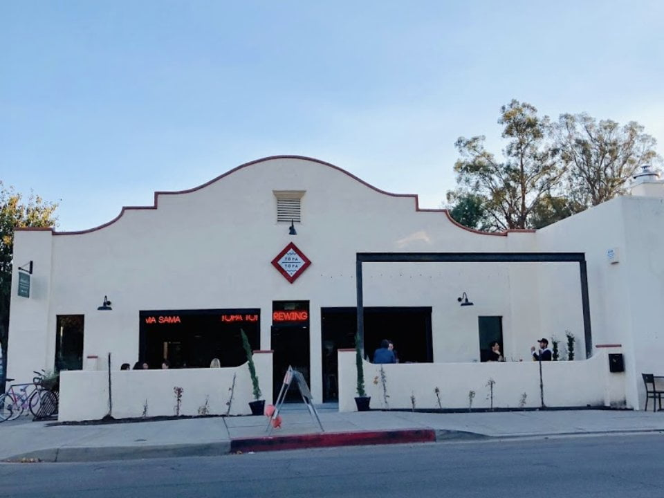 liquor microbreweries topa topa brewing ojai california ulocal local product local purchase