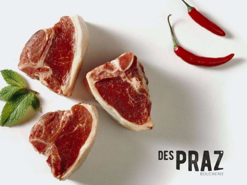 Sale of hormone-free meat Boucherie des Praz Rouyn-Noranda Quebec Ulocal local product local purchase