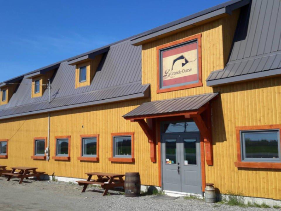 Miel certifié biologique fruits et légumes apiculteur Miellerie de la GrandeOurse Saint-Marc-de-Figuery Québec Ulocal produit local achat local