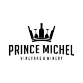 vineyards logo prince michel winery leon virginia united states ulocal local products local purchase local produce locavore tourist