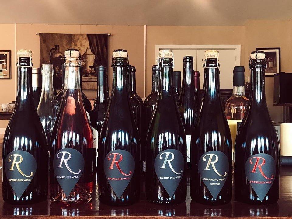 vineyards bottles of wine rappahannock cellars huntly virginia united states ulocal local products local purchase local produce locavore tourist