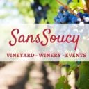 vineyards logo sans soucy vineyards brookneal virginia united states ulocal local products local purchase local produce locavore tourist