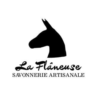boutique logo savonnerie la flaneuse saint-andré-avellin quebec canada ulocal produits locaux achat local produits du terroir locavore touriste