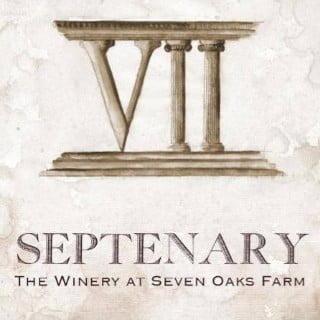 vignoble logo septenary winery at seven oaks farm greenwood virginie états unis ulocal produits locaux achat local produits du terroir locavore touriste
